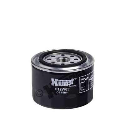 Масляный фильтр HENGST FILTER H12W05