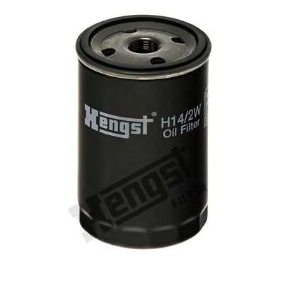 Масляный фильтр HENGST FILTER H14/2W