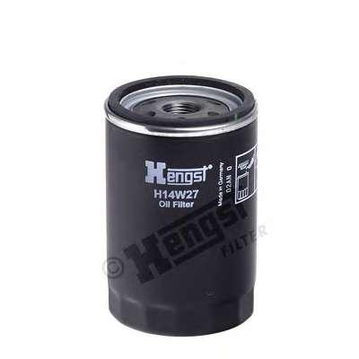 Масляный фильтр HENGST FILTER H14W27