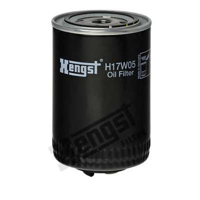 Масляный фильтр HENGST FILTER H17W05