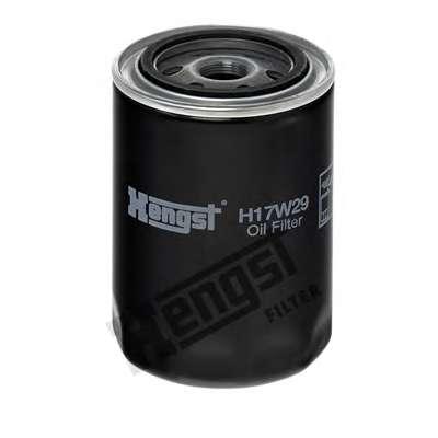 Масляный фильтр HENGST FILTER H17W29