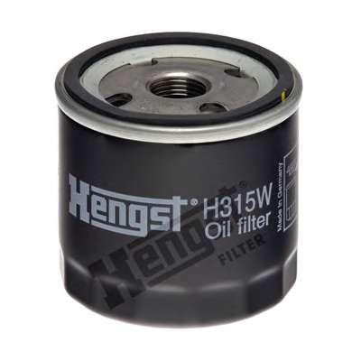 Масляный фильтр HENGST FILTER H315W