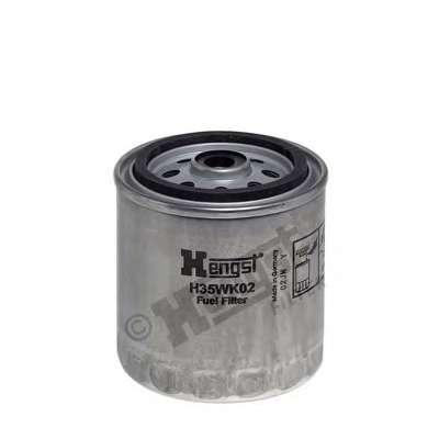 Топливный фильтр HENGST FILTER H35WK02 D87