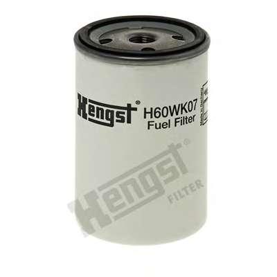 Топливный фильтр HENGST FILTER H60WK07
