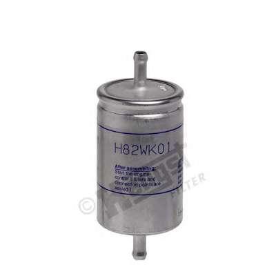 Топливный фильтр HENGST FILTER H82WK01