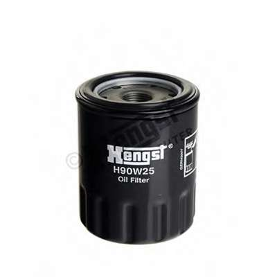 Масляный фильтр HENGST FILTER H90W25