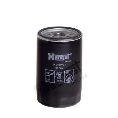Масляный фильтр HENGST FILTER H210W01