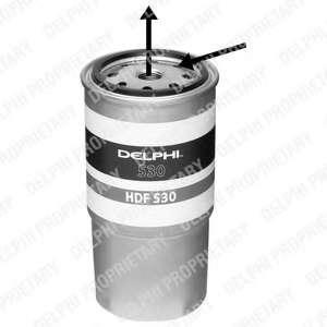 Топливный фильтр DELPHI HDF530