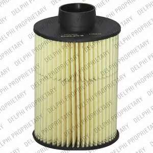 Топливный фильтр DELPHI HDF608