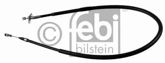 Трос, стояночная тормозная система FEBI BILSTEIN 21265