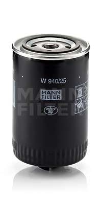 Масляный фильтр MANN-FILTER W 940/25