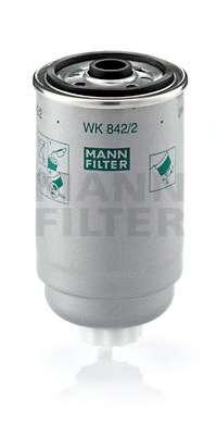 Топливный фильтр MANN-FILTER WK 842/2