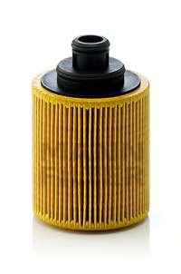 Масляный фильтр MANN-FILTER HU 712/7 X