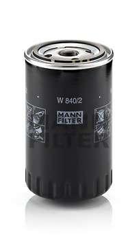 Масляный фильтр MANN-FILTER W 840/2