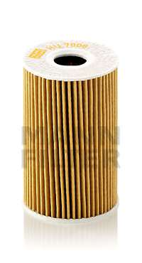 Масляный фильтр MANN-FILTER HU 7008 Z