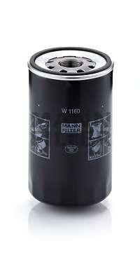 Масляный фильтр MANN-FILTER W 1160