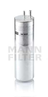 Топливный фильтр MANN-FILTER WK 8020