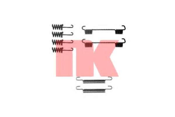 Комплектующие, стояночная тормозная система NK 7933775