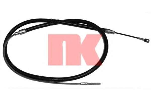 Трос, стояночная тормозная система NK 901515