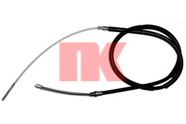 Трос, стояночная тормозная система NK 9023113