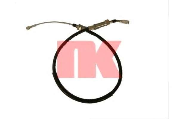 Трос, стояночная тормозная система NK 9023136