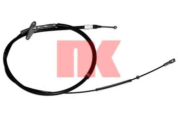 Трос, стояночная тормозная система NK 903330