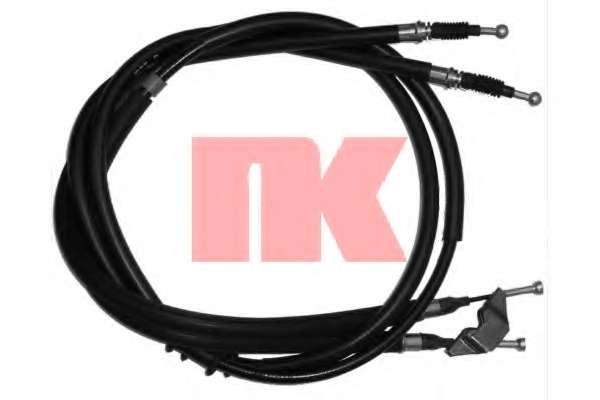 Трос, стояночная тормозная система NK 9036120