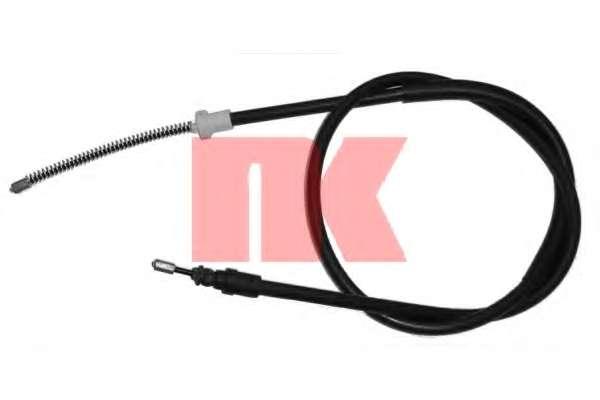 Трос, стояночная тормозная система NK 903755