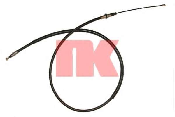 Трос, стояночная тормозная система NK 9039107