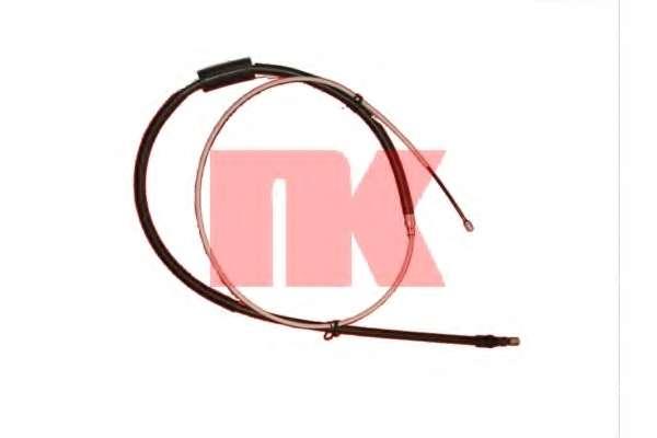 Трос, стояночная тормозная система NK 9039109