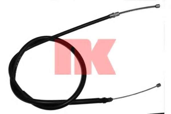 Трос, стояночная тормозная система NK 903949