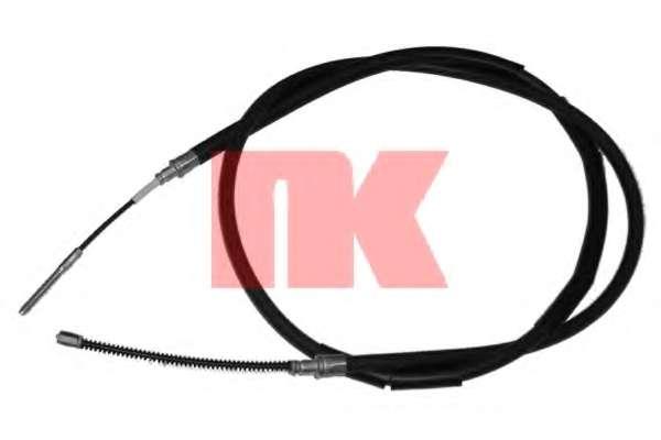 Трос, стояночная тормозная система NK 904309