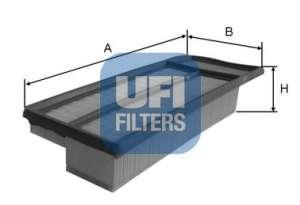 Воздушный фильтр UFI 30.477.00