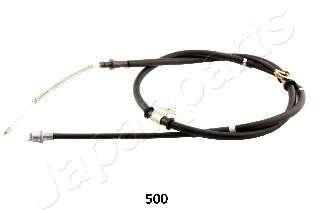Трос, стояночная тормозная система JAPANPARTS BC-500